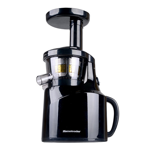 Slow Juicer 150 Watt : Homeleader Slow Juice Extractor 150-Watt Review - JuicerLand.com