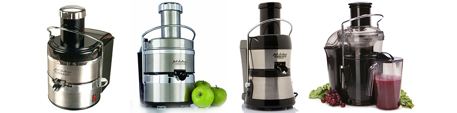 best jack lalanne juicers